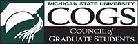 MSU Council on Graduate Students Logo