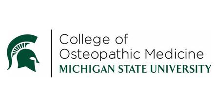 MSU College of Osteopathic Medicine Logo