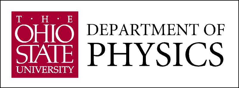 The Ohio State University Dept. of Physics Logo